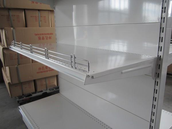 Commerciale supermercato gondola scaffalature per la for Scaffali a gondola