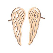 Женские серьги-гвоздики с тремя сердечками Cxwind, геометрические серьги, эффектные украшения, аксессуары, 2019(Китай)