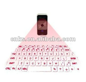 Mini Magic Cube Keyboard