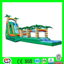 Giant slide the city/ 1000 ft slip n slide inflatable water slide clearance