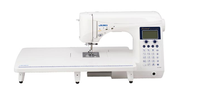 Juki HZL-F600 is a exceed quilt and pro special household sewing machine with 225 stitch Patterns.