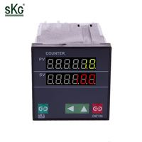 CMF700 6 digit 2m digital sensor analog LED particle pill pulse counter counting machine for sale