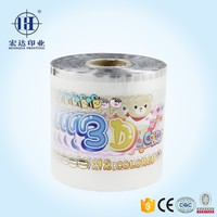 Heat transfer film plastic printing