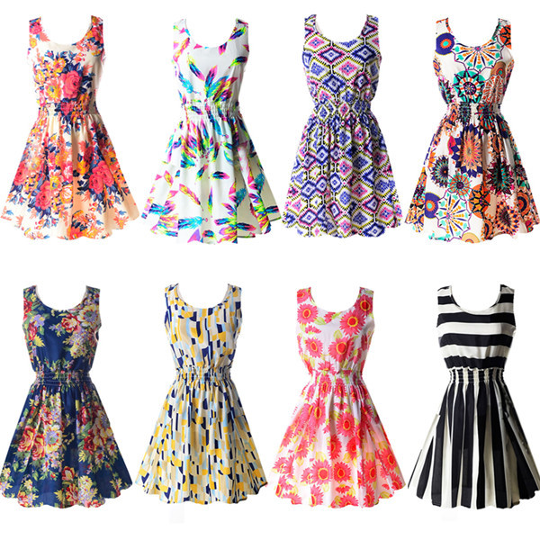 Wholesale Shopping: How to Choose a Summer Dress Style That Matches Your Figure