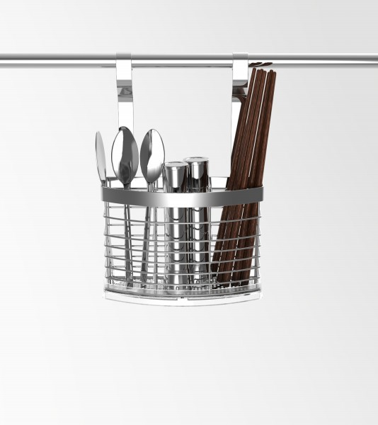 Baiying 2016 October Most Trendy Stainless Steel Spoon Holder ...