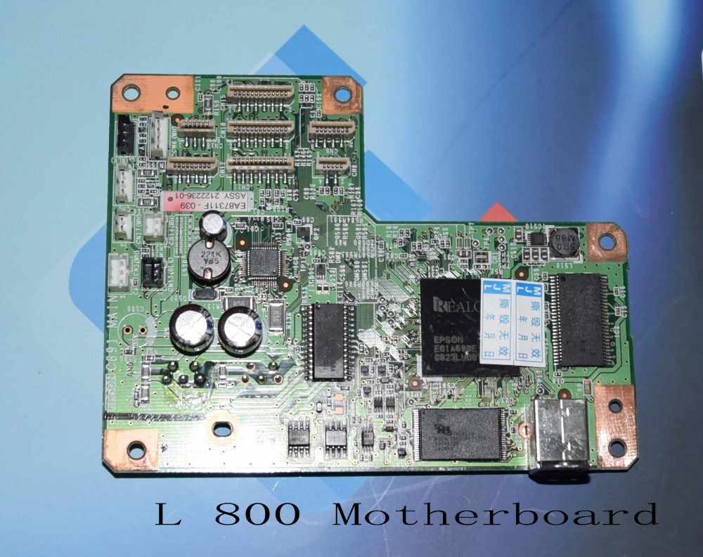 Office Electronics Mainboard Mother Board For Epson L800 L801 R280 R290 R285 R330 A50 T50 P50 Printer