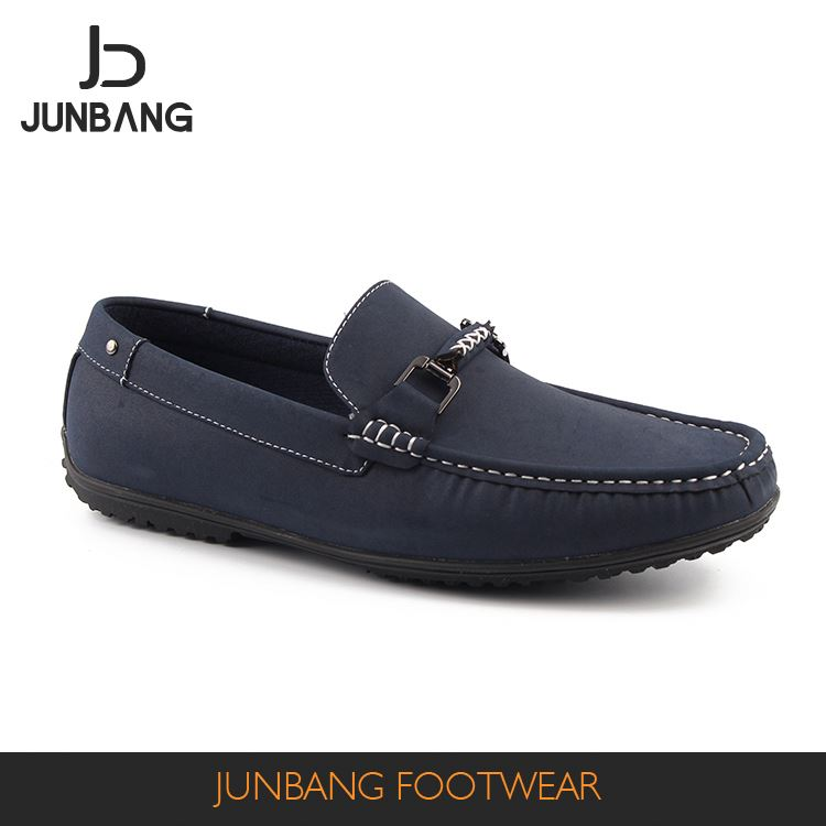 Best selling unique design casual loafer shoes for men in many style