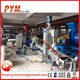 Water cooling system hot cutting recycling line