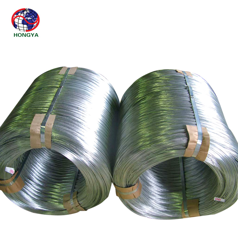electro galvanized iron wire,/ISO Galvanized iron wire/BWG 22-8kg electro galvanized iron wire