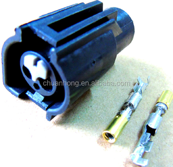 Ford 2 Pin Radiator Fan Switch Plug Connector Sierra Cosworth Zetec Escort  Focus - Buy Ford Fan Connector,Fan Switch Plug,2 Pin Radiator Connector