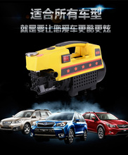 hot sale 1400W self-sucking high pressure car washer