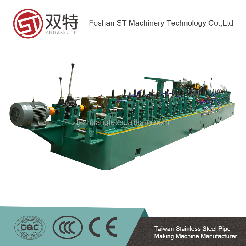 Hot Dip Galvanized Pipe Welding Machine/Tube Plant