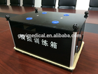 Laparoscopic surgery practise training box trainer best for intern doctor