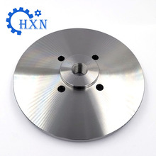 OEM/ODM forged stainless steel flange for mechanical parts & fabrication services