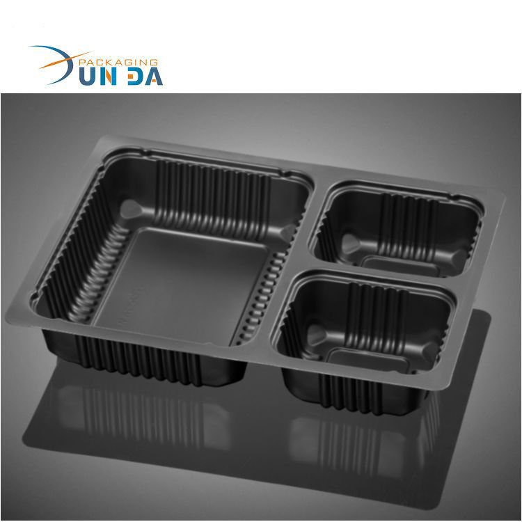 Disposable Meal Prep Container 3 Compartments