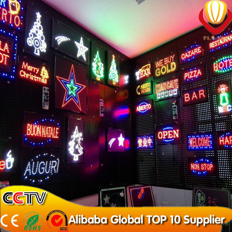 Novelty Product Lighting Shop Sign Board,Led Logo Signs