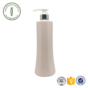 Good price pink 700ml plastic HDPE liquid hand soap shampoo shower gel bottle with pump dispenser cosmetic packaging