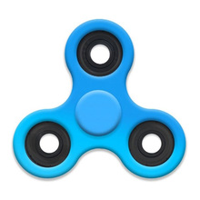 Hot Selling Fidget Spinner Hand Toys Relieve Stress Soft Silicone Finger Spinner For Promotion Gifts