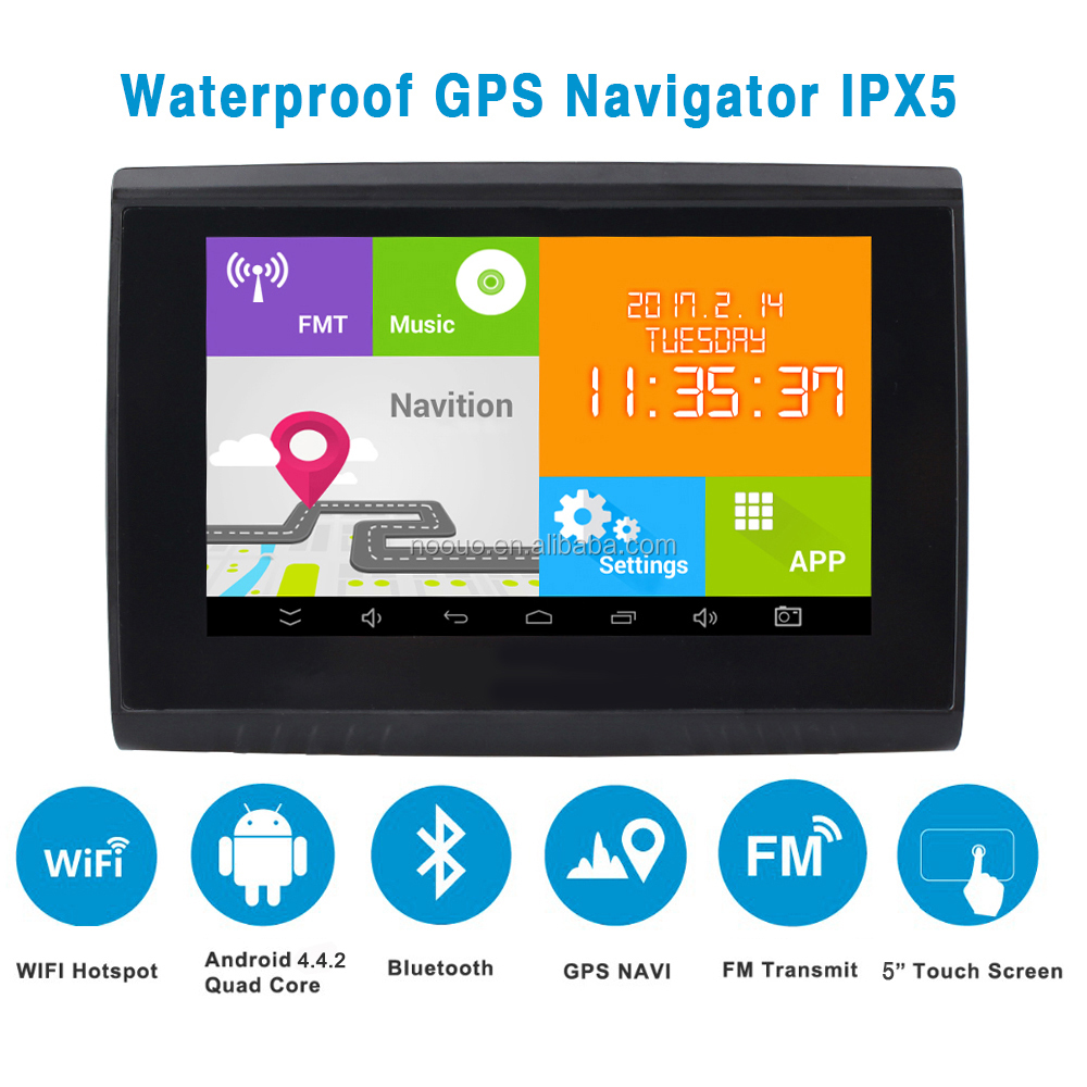 Motorrad marine GPS elektronik A-50
