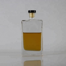 Made in China Whisky Glas Flasche 125 ml