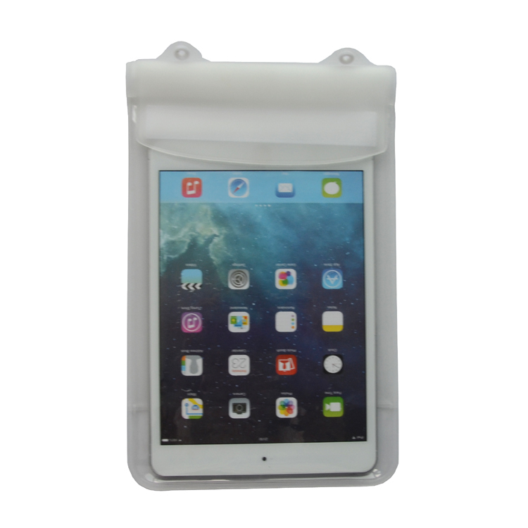 tpu waterproof tablet pc pouch Dry Beach mini pad bag