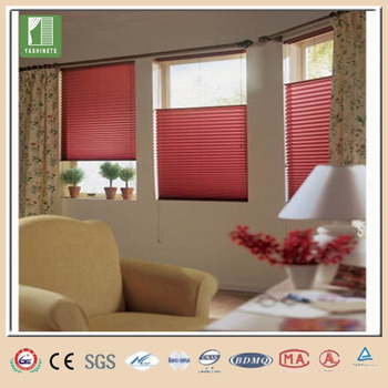 China Honeycomb Blinds Curtains Designs Magnetic Door Screen Curtains