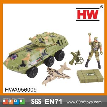 accesorios Aviones Para Juguetes Buy Libre Plástico Pequeños pequeño soldados Niños Interior Militarrueda Tanque modelo N8wnm0