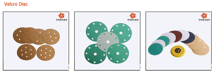 high quality abrasive sandpaper disc manufacturer, for wood, vehicles and metal