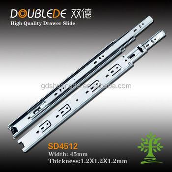 heavy duty ball bearing drawer slideparts for sliding doors