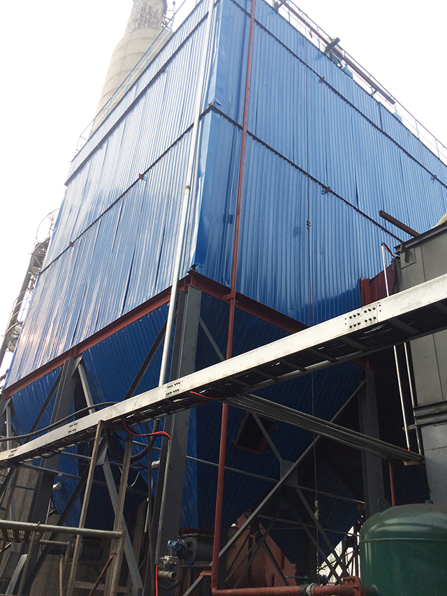 Electrostatic precipitator Waste gas treatment equipment