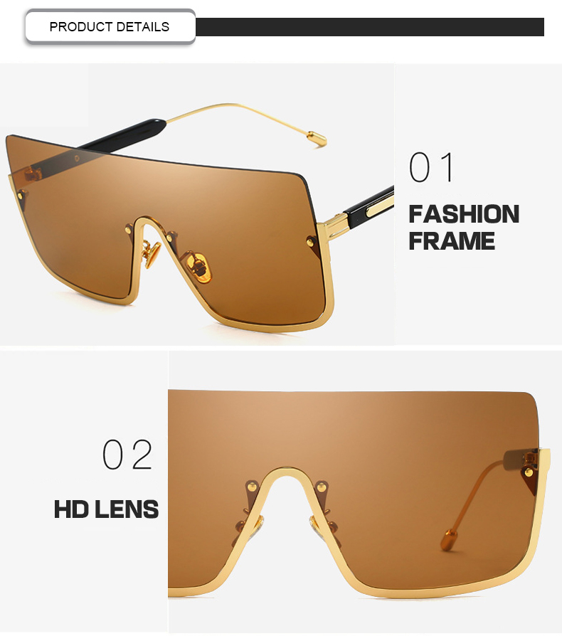 lightweight designer sunglasses wholesale company for women-7