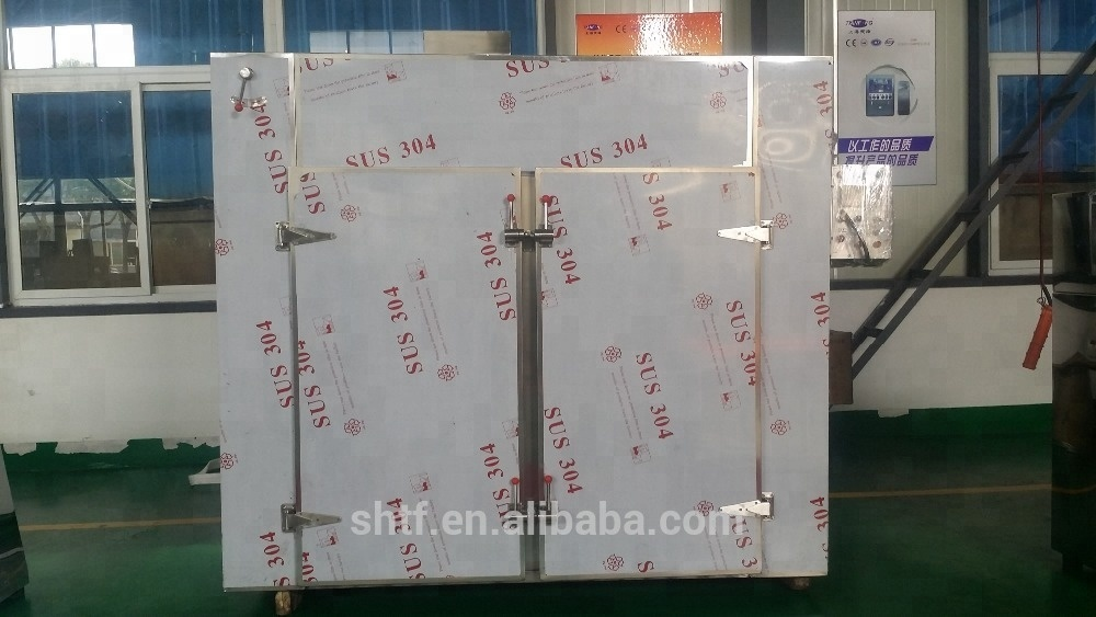 אישור Ce באיכות גבוהה סין מיוצר מעוקר ייבוש תנור/חם אוויר במחזור ייבוש תנור יבש ורטוב פלפל