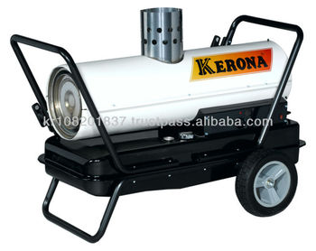 Kerona Indirect Forced Air Heater Torpedo Heater Outdoor