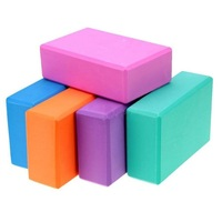 Wholesale Professional Yoga Articles High Density EVA Foam Yoga Block