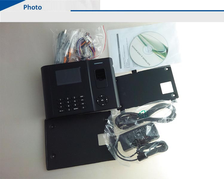 New Generation Optional RFIC Card Identification Government Fingerprint Machine (HF-bio880)
