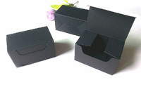 Office printed paper business cards box packaging