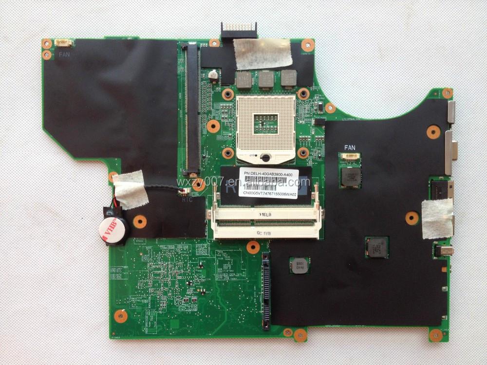 Dell Alienware M15X Intel Motherboard 72HGG CN-072HGG