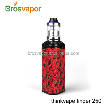 Thinkvape Finder DNA 250 mod VS finder 167 finder 75w