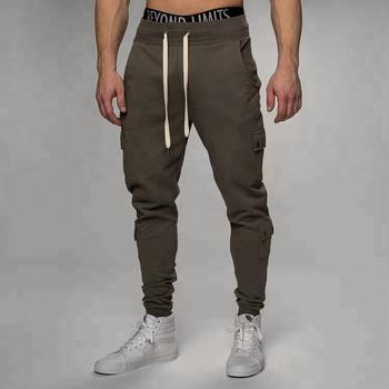 2018 New Style Wholesale Mens Cargo Pants Buy Jogging Pants