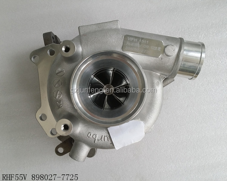 Rhf55v 898027-7725 Turbo For Isuzu Npr - Buy Rhf55v Turbo,898027-7725,Turbo  For Isuzu Npr Product on Alibaba com