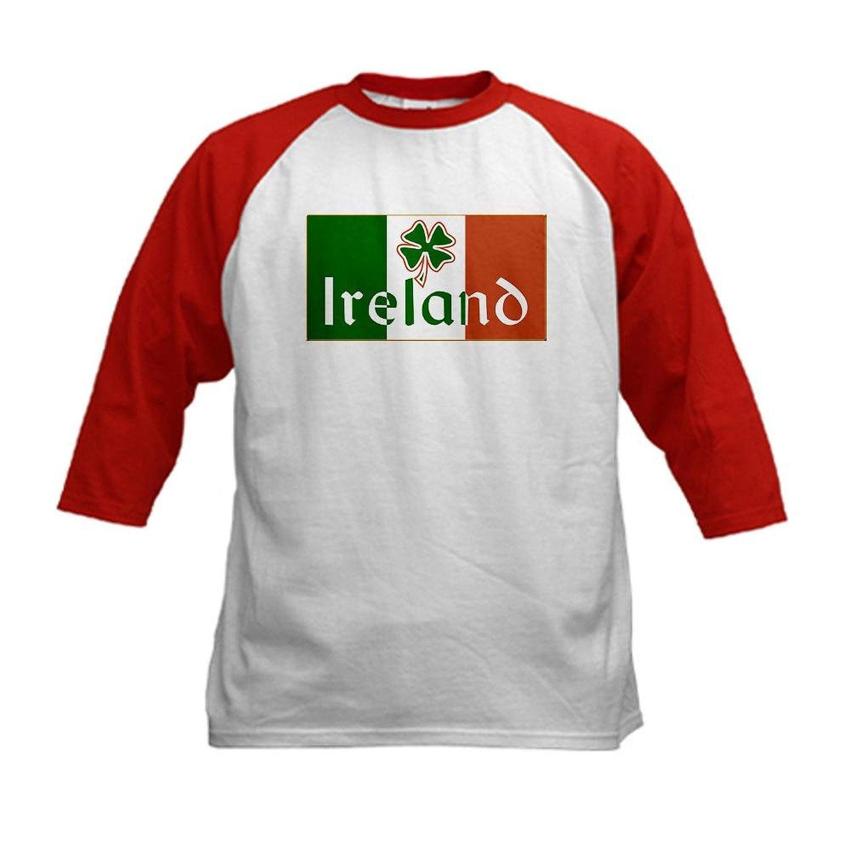 1f1904e90 Get Quotations · CafePress Kids Baseball Jersey - Irish Flag Ireland Shamrock  Kids Baseball Jersey