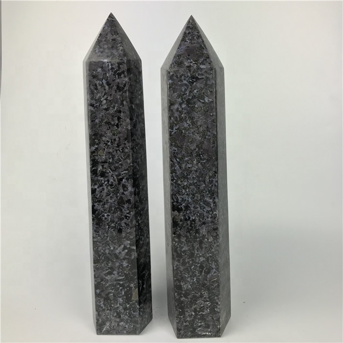 Wholesale Natural Crystal Rock Quartz Gabbro Stone <strong>Points</strong> Price For Sale