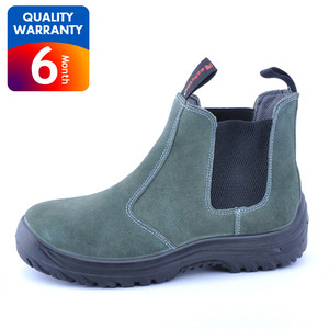 Cheap price shandong gaomi best serve safety shoes