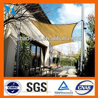 Garden Sails for outdoor appilication,HDPE Material Which is Breathable fabric with many colors