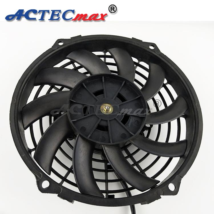 Car Cooling Fan Universal Electric 9 U0026quot  24v 12v Condenser