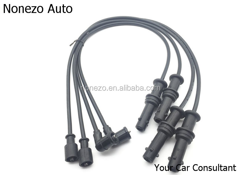 Hi-temp Resistance Ignition Cables E74786 For Forester 1997-1998 2.0 ...