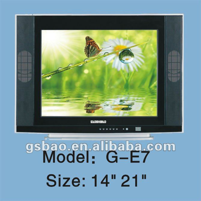 CRT Color TV14inch 17inch 21inch