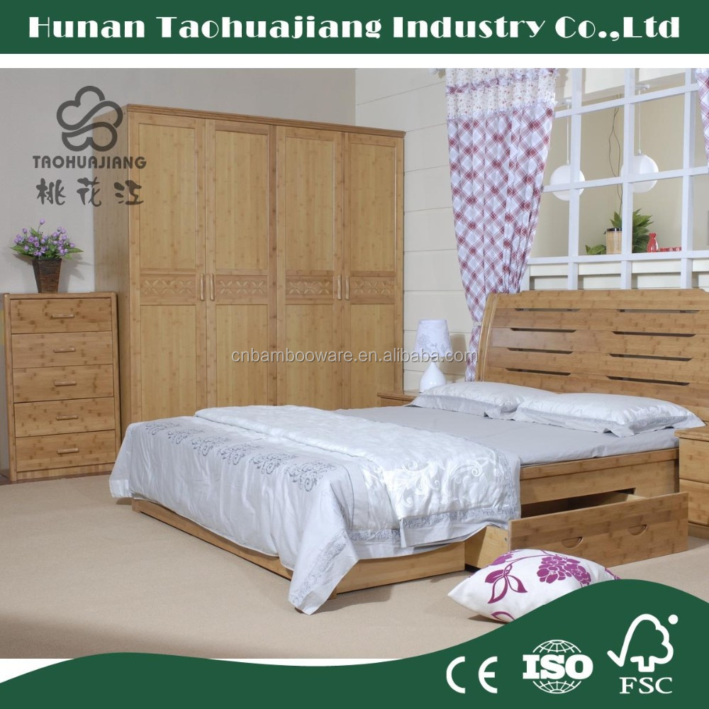 of decoration bamb become bedroom various set in decor sizes equipped consists furniture unique bamboo bed and cabinet with modern