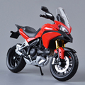 Motorcycle Model DMH 1200S Red 1 12 scale Metal Diecast Models Motor Bike Miniature Race Toy