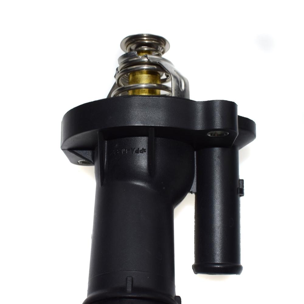 OEM NEW 2010-2013 Genuine Mazda 3 Thermostat Housing LF7015170